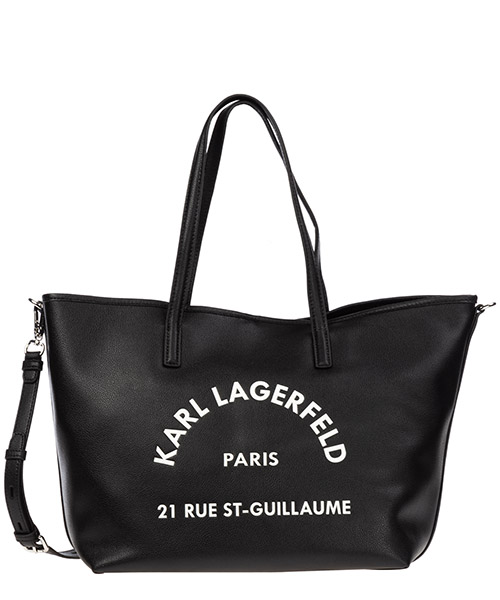 Shoulder bag Karl Lagerfeld rue st guillaume 96kw3044 nero