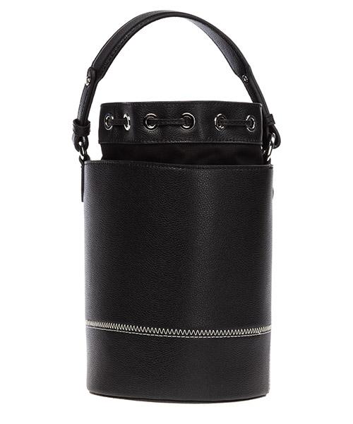 Women's leather cross-body messenger shoulder bag rue st guillaume secondary image