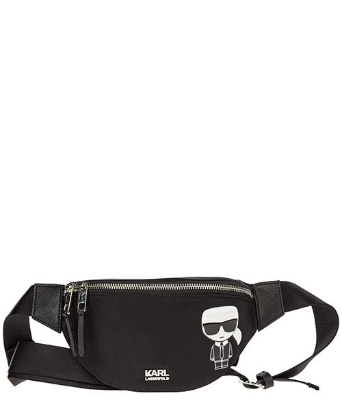 Поясные сумки Karl Lagerfeld K/Ikonik 96KW3086 black