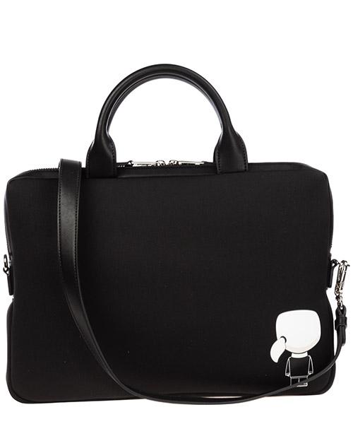 Briefcase attaché case laptop pc bag k/ikonik secondary image