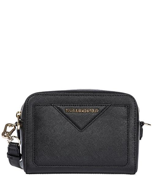 Crossbody bag Karl Lagerfeld 76KW3050 nero