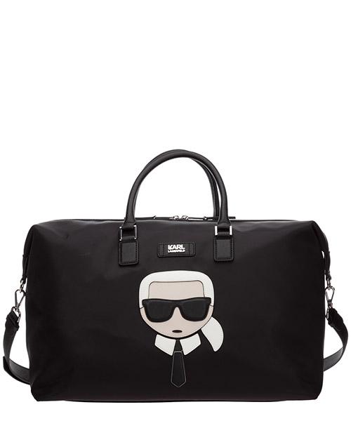 Borsone da viaggio Karl Lagerfeld karlito 805911 501199 nero