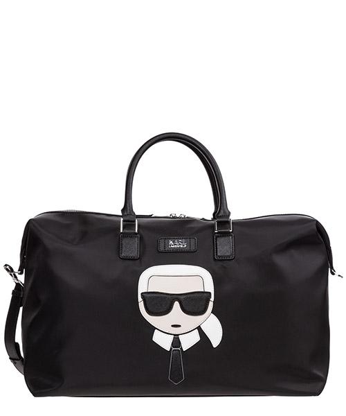 Спортивная сумка Karl Lagerfeld k/ikonik 96kw3088 black