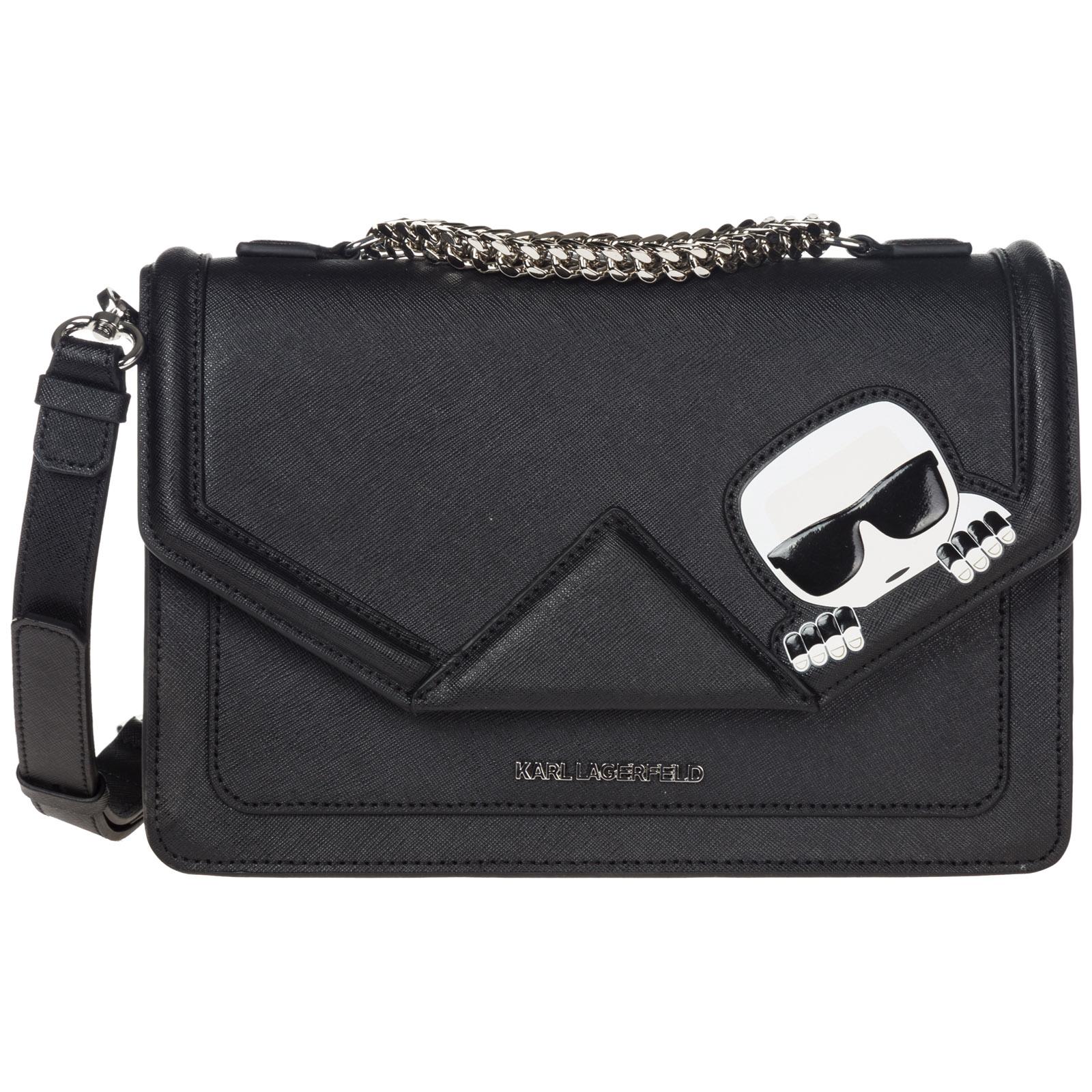 7ca4c6189aba Karl Lagerfeld Women s handbag shopping bag purse tote k ikonik