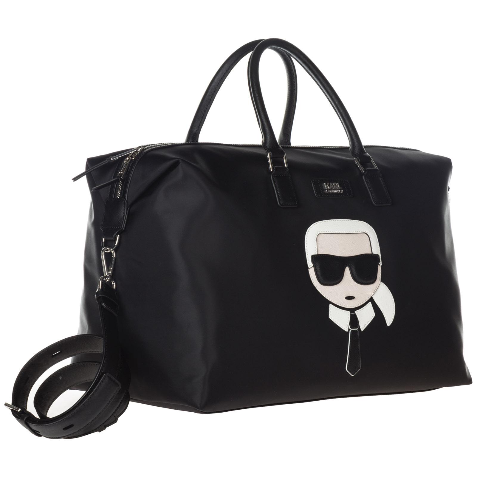 Travel duffle weekend shoulder bag k/ikonik