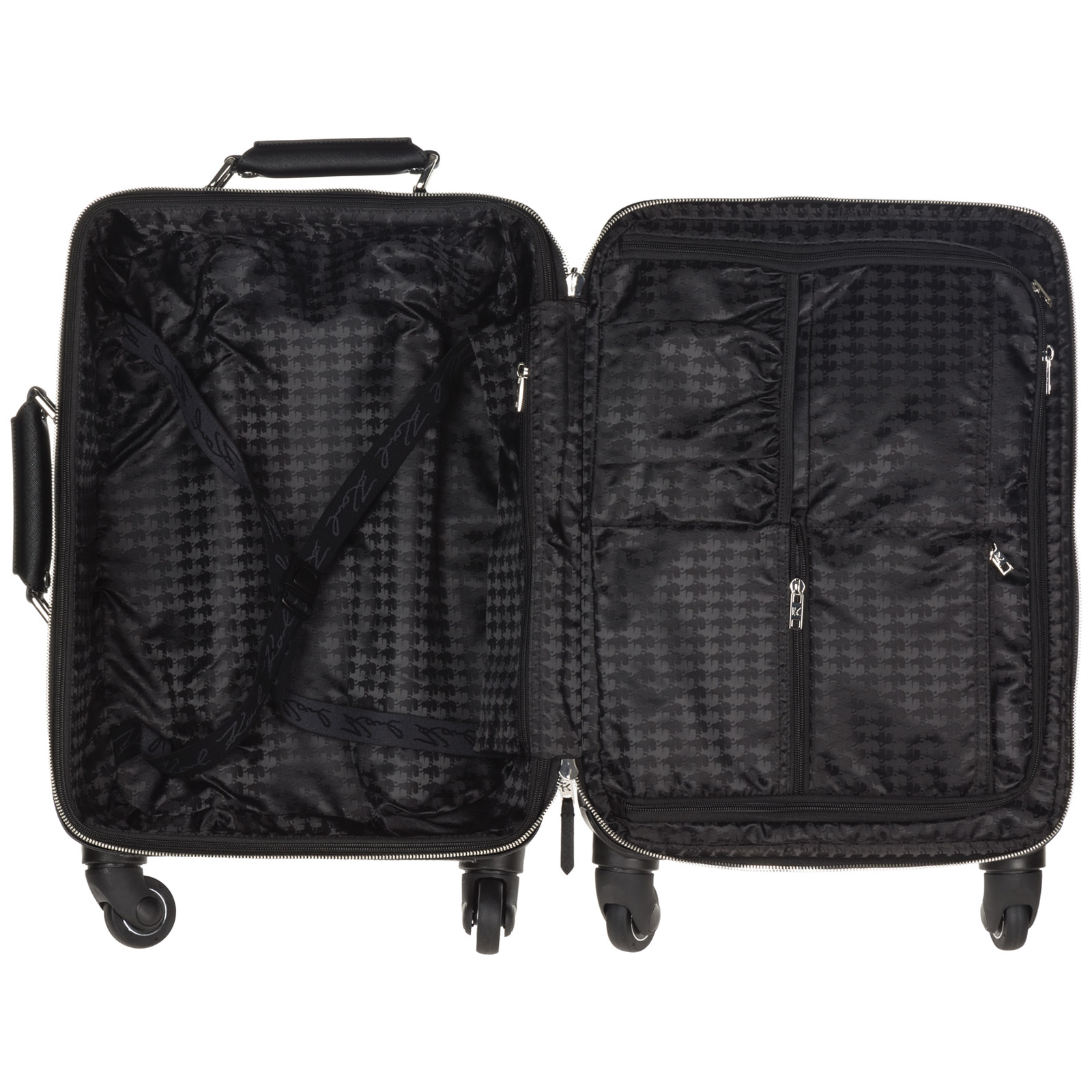 Women's suitcase trolley  k/ikonik