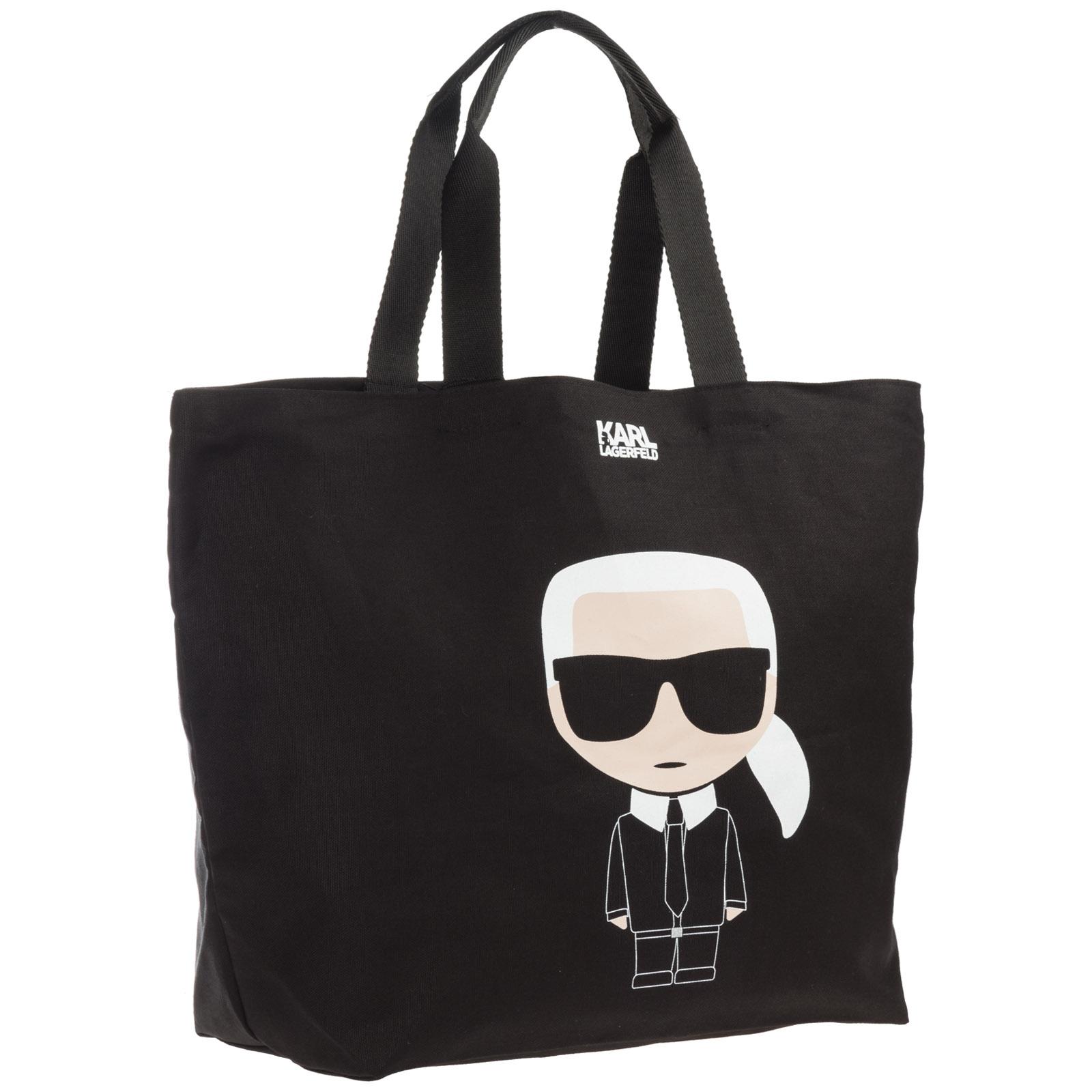 Women's handbag shopping bag purse tote k/ikonik