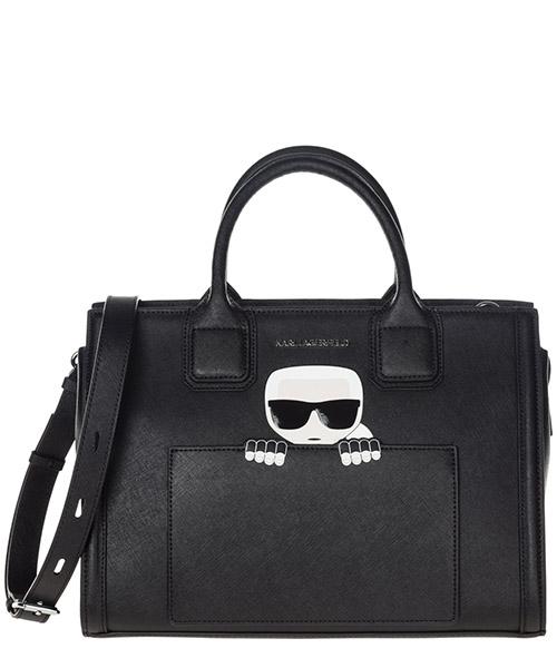 Handbag Karl Lagerfeld K/Ikonik 86KW3083 nero