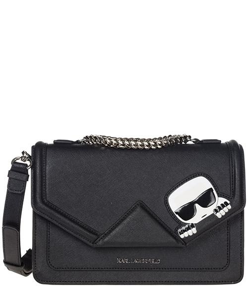 Handbag Karl Lagerfeld K/Ikonik 86KW3084 nero