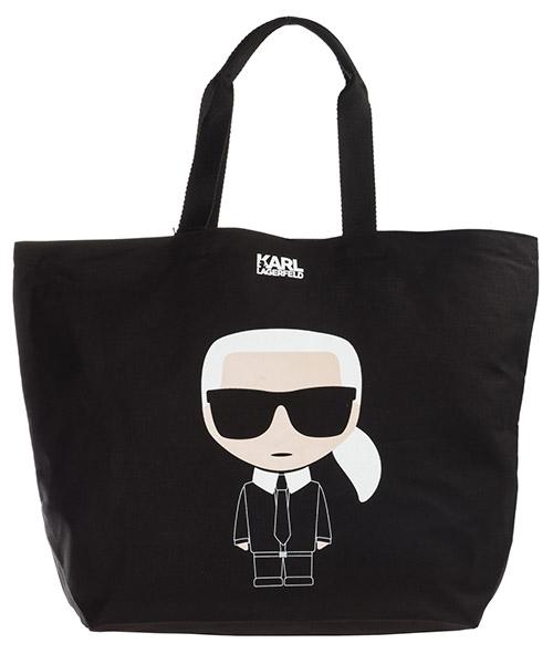 Shoulder bag Karl Lagerfeld K/Ikonik 86KW3124 nero