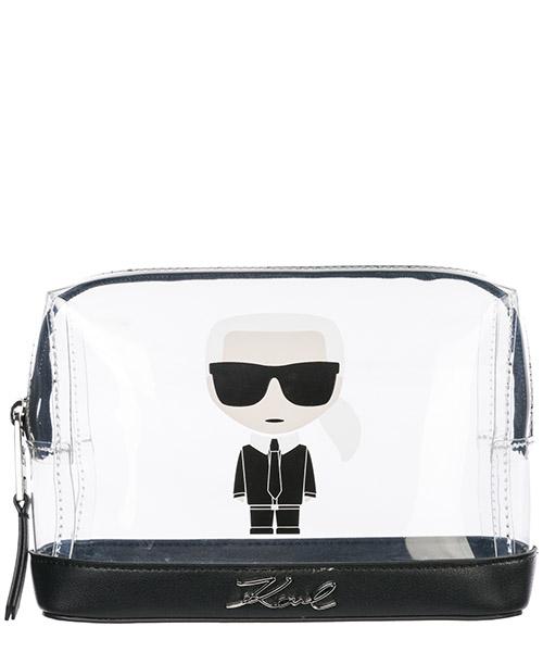 Beauty case Karl Lagerfeld K/Ikonik 91KW3215 nero