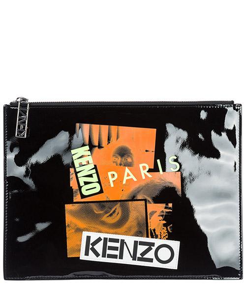Pochette Kenzo F752SA607L03 nero