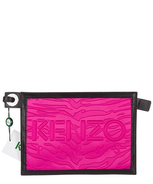 Pochette Kenzo F762PM413F10.26 fucsia
