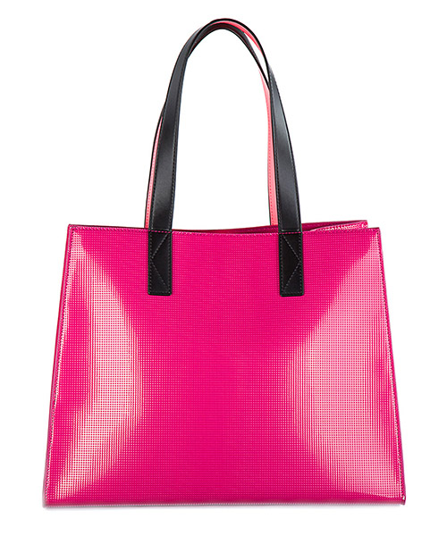 Women's handbag shopping bag purse tote tiger secondary image