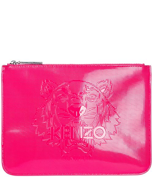 Pochette Kenzo Tiger F762SA607B5026 rosa