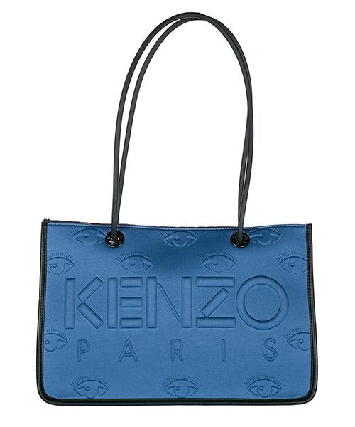 Borsa a spalla Kenzo F85 2SA405 F17 64 blu