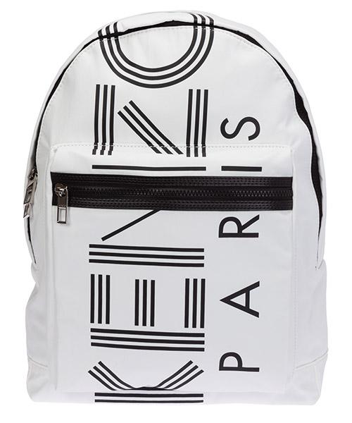 Backpack Kenzo F855SF213F2402 bianco
