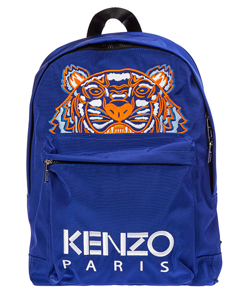 Sac à dos Kenzo tiger f855sf300f2074a blu