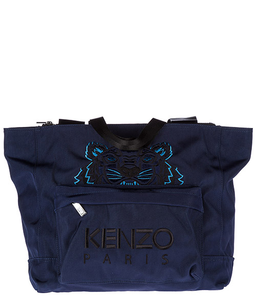 Borsa a spalla Kenzo F855SF303F20.76 navy blue