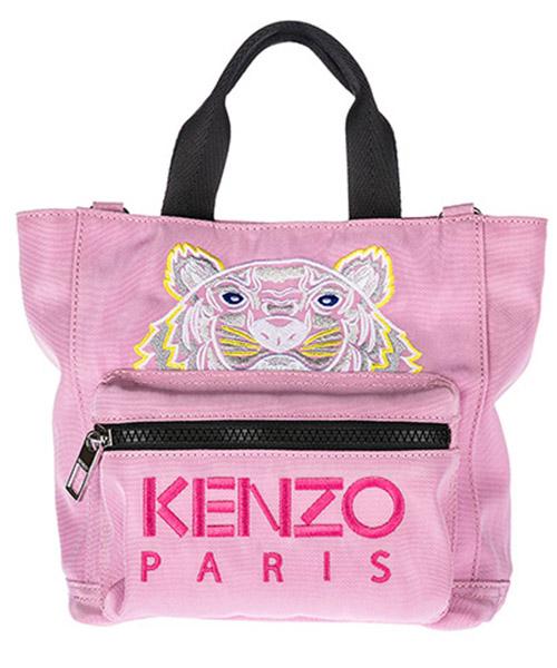 Borsa a mano Kenzo F855SF304F20.32 flamingo pink