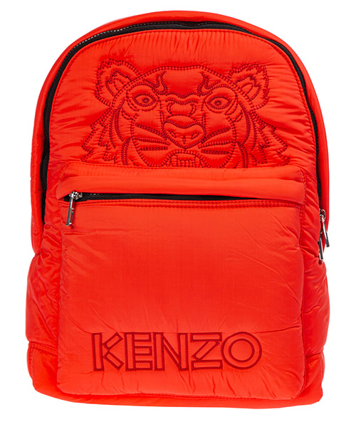 Backpack Kenzo tiger f965sf300f3021 rosso