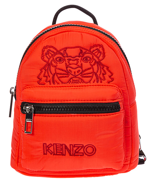 Backpack Kenzo tiger f965sf3013021 rosso