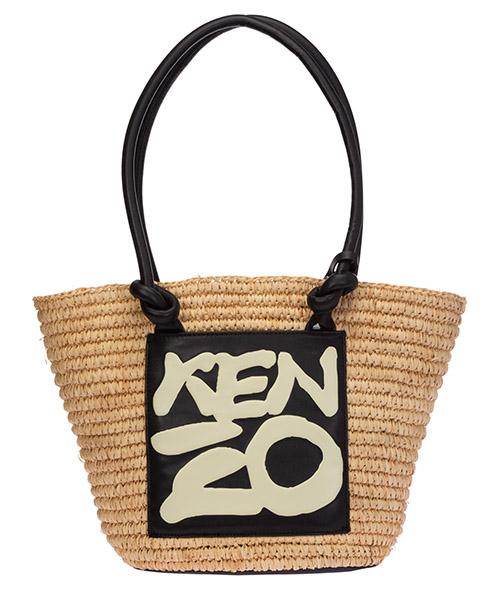Schultertasche Kenzo fa52sa500b0903 beige