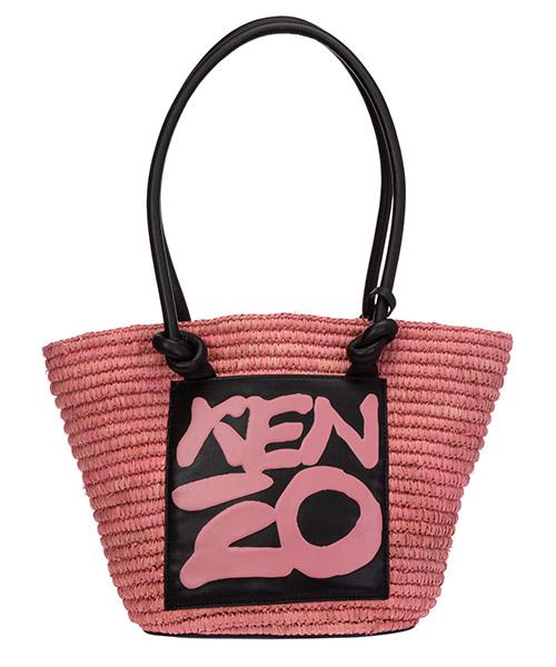 Schultertasche Kenzo fa52sa500b0934 rosa