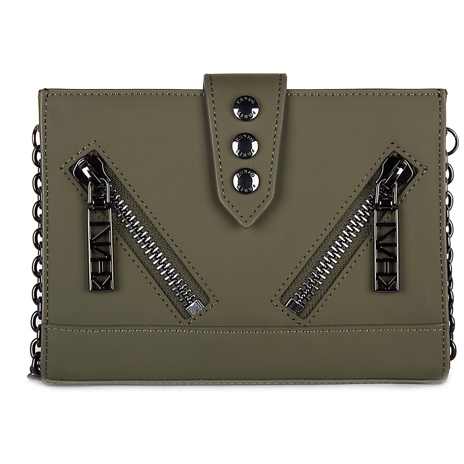 Pochette donna con tracolla wallet