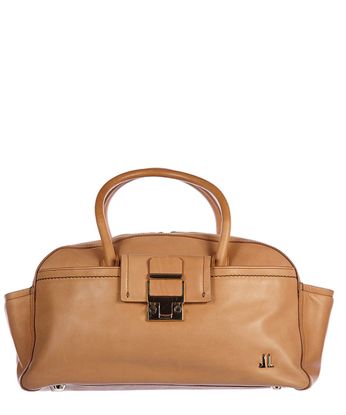 Handbag Lanvin AW0BPNL0NC6A marrone Women s leather ... e6eced0ad5d3b