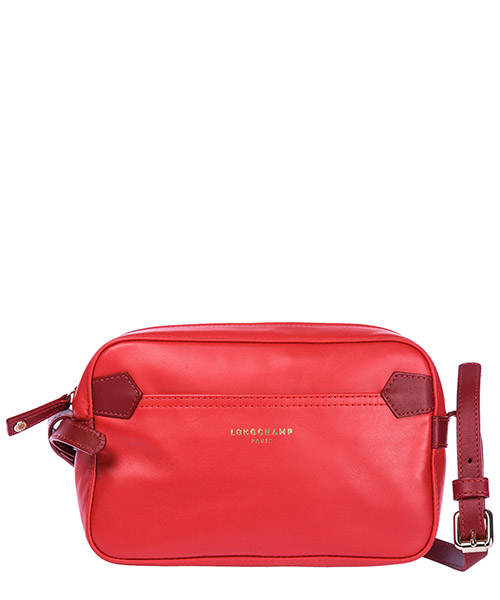Crossbody bag Longchamp 1018 888 rosso