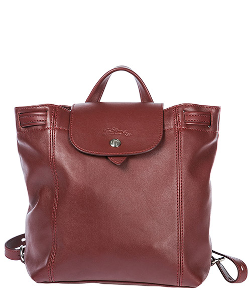 Rucksacks Longchamp 1306737 rouge