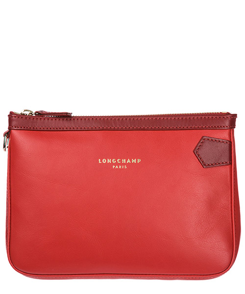 Clutch bags Longchamp 2037888366 rosso