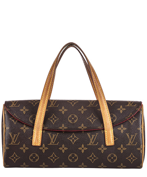 Handtaschen Louis Vuitton Pre-Owned sonatine 8elvhb074 marrone