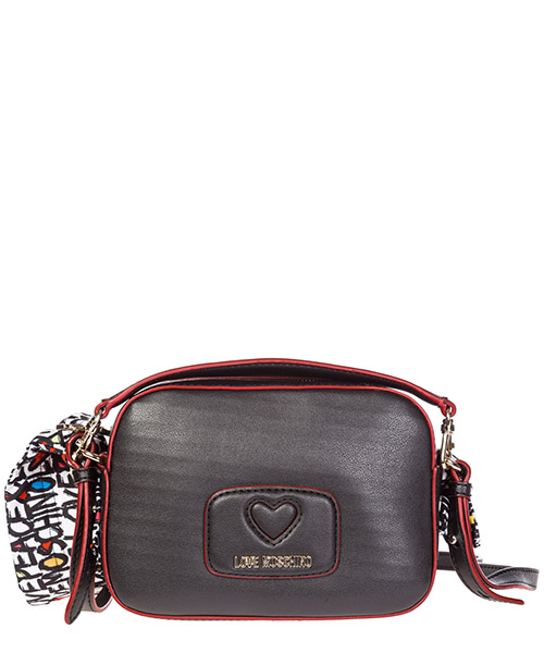 Shoulder bag Love Moschino JC4251PP05KF0000 nero