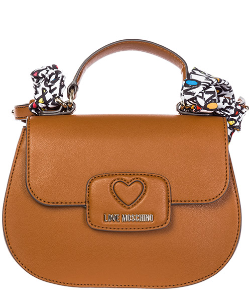 Borsa a spalla Love Moschino JC4257PP05KF0200 marrone