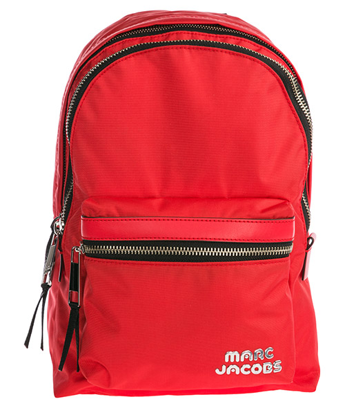 Rucksack Marc Jacobs Trek M0014031 poppy red