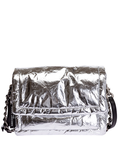Schultertasche Marc Jacobs pillow m0016067 045 argento