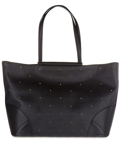Shopping bag MCM MWP 6SCA01 BK001 nero