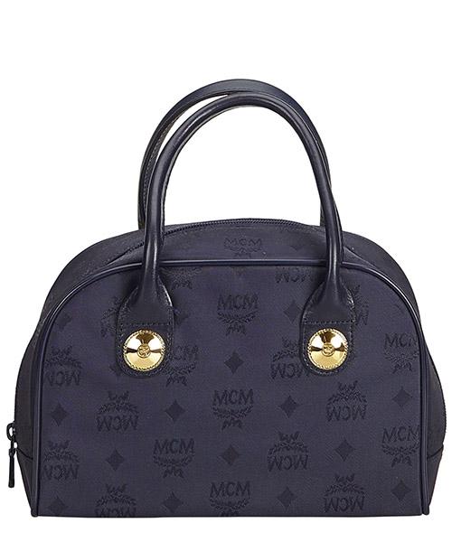 Handtaschen MCM Pre-Owned 8jmchb002 blu