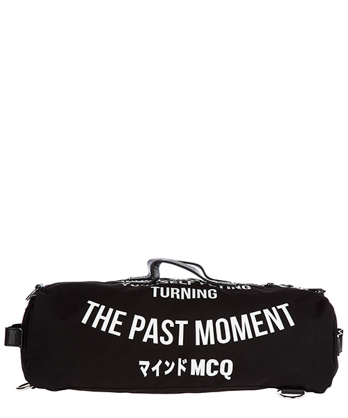 Borsone da palestra MCQ Alexander McQueen 468581R4B401006 black