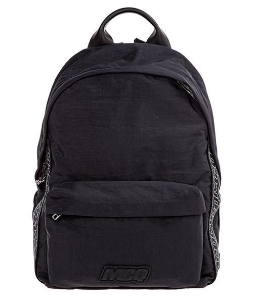 Backpack MCQ Alexander McQueen 494507R4B931000 nero