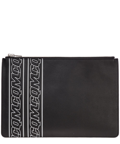 Document holder MCQ Alexander McQueen 543616R4C031000 nero