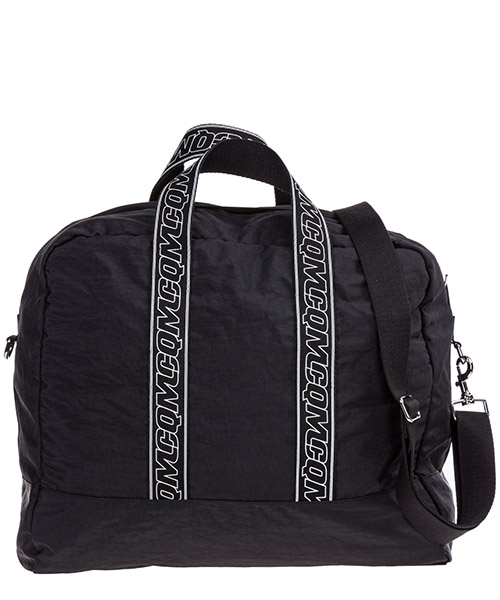 Travel duffle weekend shoulder bag nylon hyper secondary image