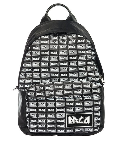 Backpack McQ Swallow Metal Repeat 494507R4B811000 black