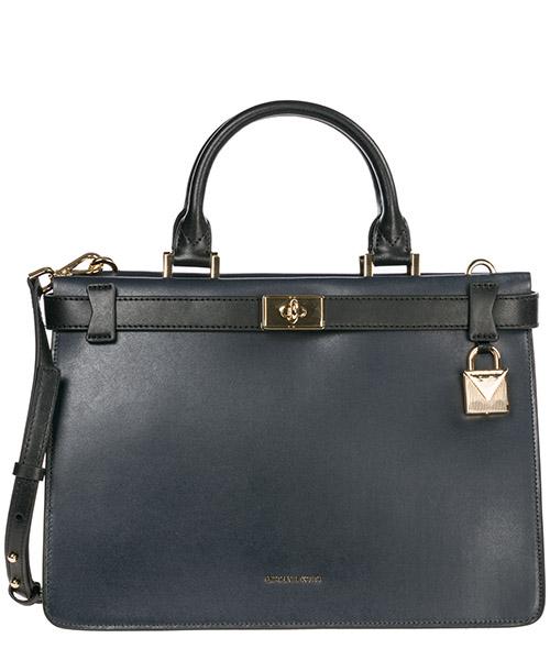Handbags Michael Kors Tatiana 30F8GT0S2T admiral/blk