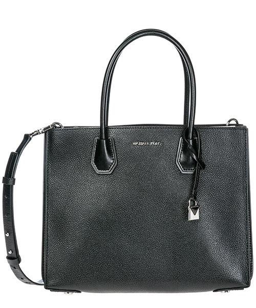 Handbag Michael Kors Mercer 30F8SM9T3T black