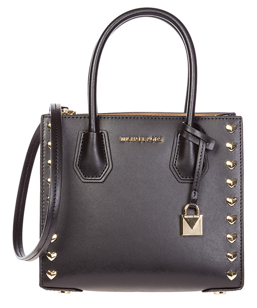 Handbag Michael Kors Mercer 30H7GM9M2U black