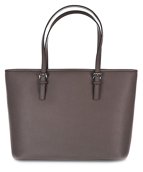 Borsa donna a spalla shopping in pelle jet set travel t z tote secondary image