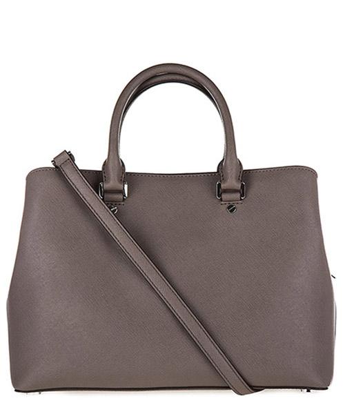 Borsa donna a mano shopping in pelle savannah satchel secondary image
